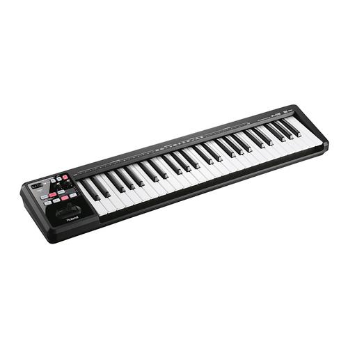 罗兰(Roland) A-49 MIDI键盘  49键 (黑色)