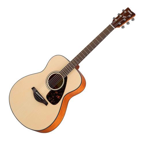 FS800 40寸单板民谣木吉他 原木色亮光