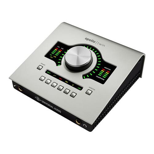 Universal audio 阿波罗Apollo TWIN 专业录音外置USB声卡