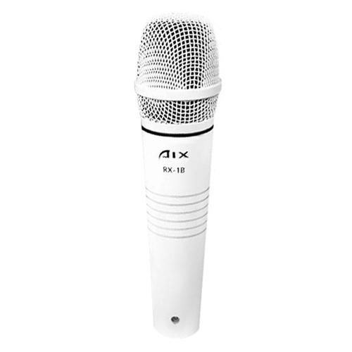 RX-1B 极智系列 振膜手持麦克风(白色)