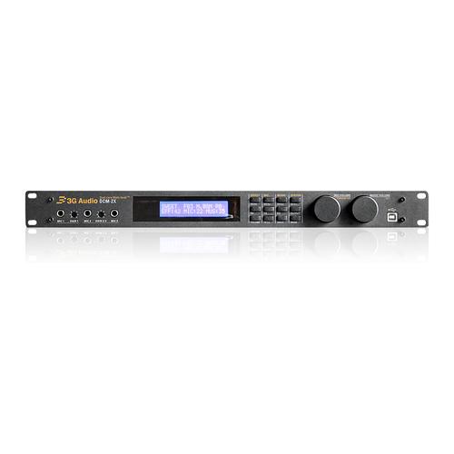 三基(3G Audio) DCM-2X 双核前级效果处理器