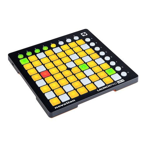诺维逊(Novation) launchpad MKⅡ mini控制器 dj打击垫