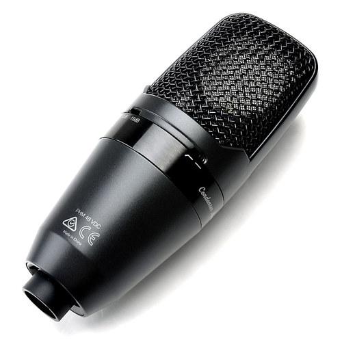 PGA27  电容式录音麦克风