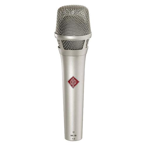 KMS 105 电容式现场/录音麦克风 (银色)