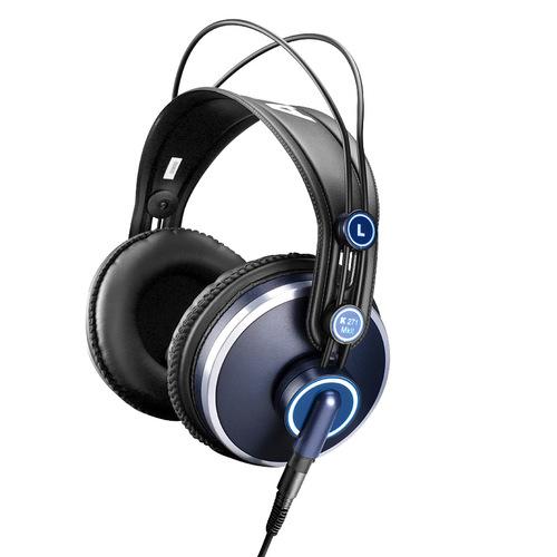 爱科技(AKG) K271MKⅡ专业监听级高保真立体声耳罩式耳机