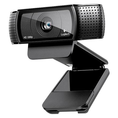 罗技(Logitech) C920 1080P全高清网络主播摄像头