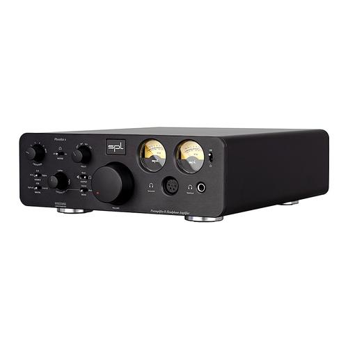 Phonitor x 耳机/前置放大器 不含DA扩展卡 (黑色)