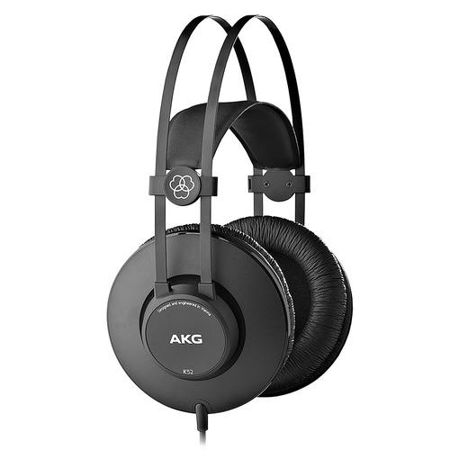 爱科技(AKG) K52头戴式专业录音师监听发烧音乐耳机