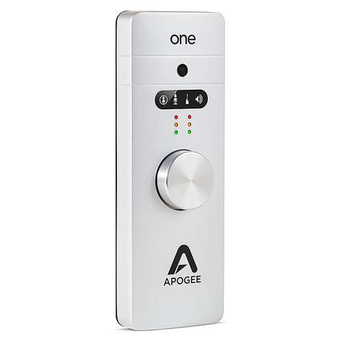 One for Mac 2进2出专业录音外置USB声卡