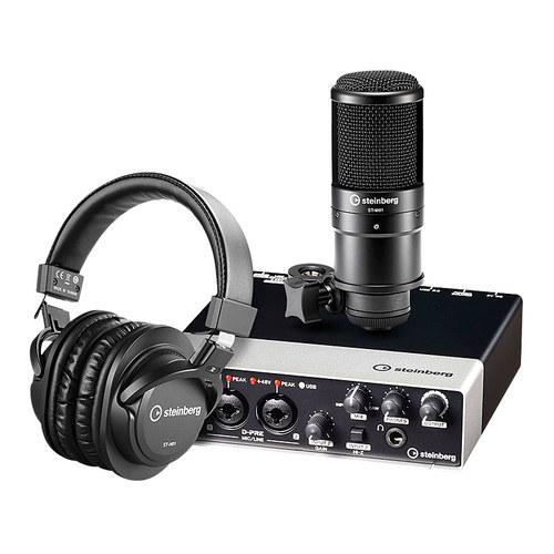 UR22MKII Pack 专业录音外置USB声卡套装