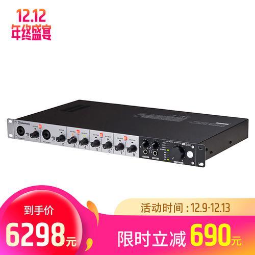 雅马哈(YAMAHA) steinberg UR824 专业录音外置USB声卡