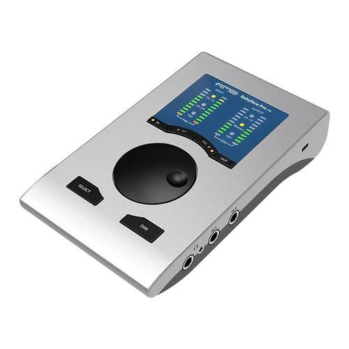 RME Babyface Pro FS  专业录音USB外置声卡 高品质主播直播K歌声卡 (Babyface Pro升级版)