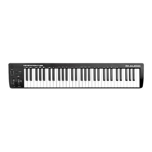 美奥多(M-AUDIO) Keystation 61 MK3 61键半配重MIDI键盘