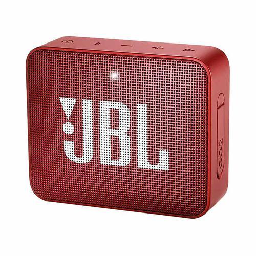 GO2升级版音乐金砖二代无线蓝牙音箱户外便携迷你小音箱 (红色)