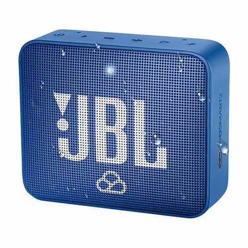 JBL go smart2音乐魔方二代便携式人工智能蓝牙音箱 沈月同款(蓝色)