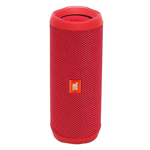 JBL FLIP4音乐万花筒蓝牙无线音响户外便携迷你防水HIFI音箱 (红色)