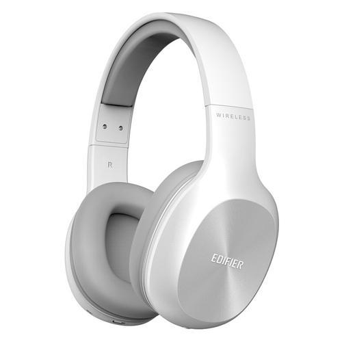 漫步者(Edifier) W800BT 无线蓝牙头戴式耳机 跑步运动手机音乐电脑游戏耳麦 (珍珠白)