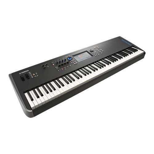 雅马哈(YAMAHA) MODX8 88键舞台音乐演奏键盘合成器 专业音乐制作编曲键盘