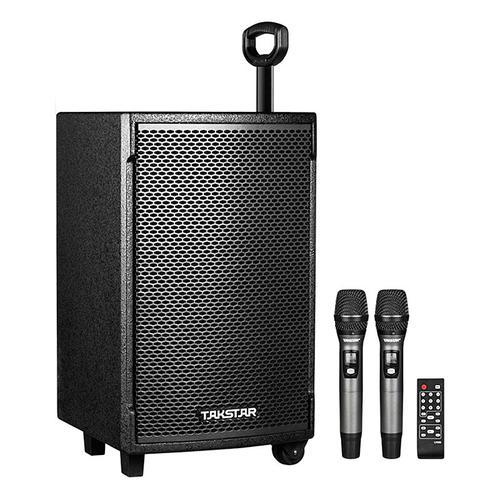 得胜(TAKSTAR) WDA-900 10寸无线蓝牙多功能户外移动拉杆音箱 广场舞培训教学演出有源音响