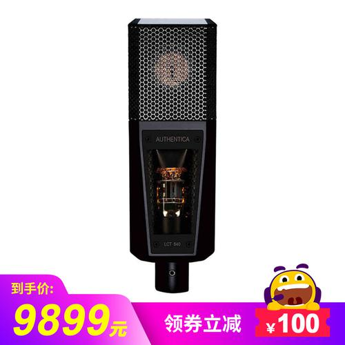 莱维特(LEWITT) LCT 840 电容式电子管录音麦克风