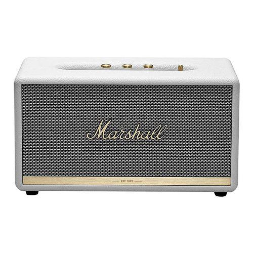 马歇尔(Marshall) STANMORE II BLUETOOTH 马歇尔2代音响重低音炮无线蓝牙音箱(白色)