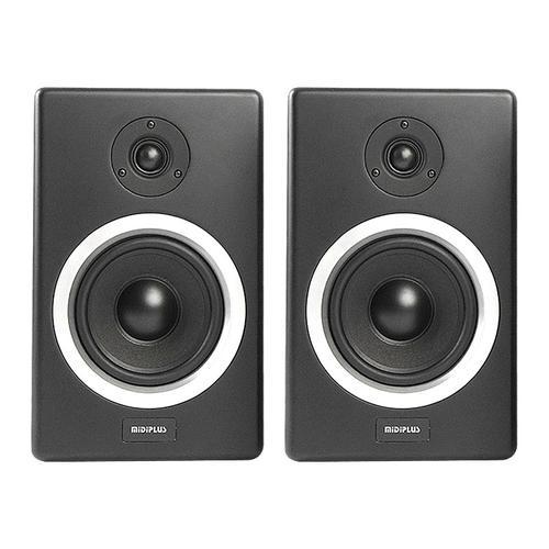 MS6 6寸专业有源监听音箱 个人录音专业录音室高保真监听音响(一对)