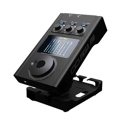 M8 PLUS 专业录音直播K歌外置声卡 电脑手机高品质USB声卡直播设备 升级版
