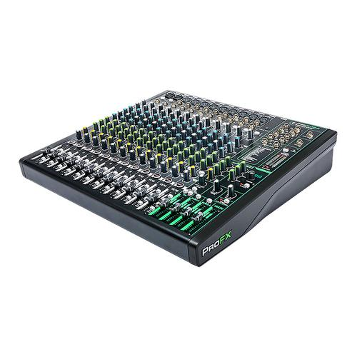 ProFX16v3 16通道4总线带USB调音台 现场舞台演出直播带效果器调音台