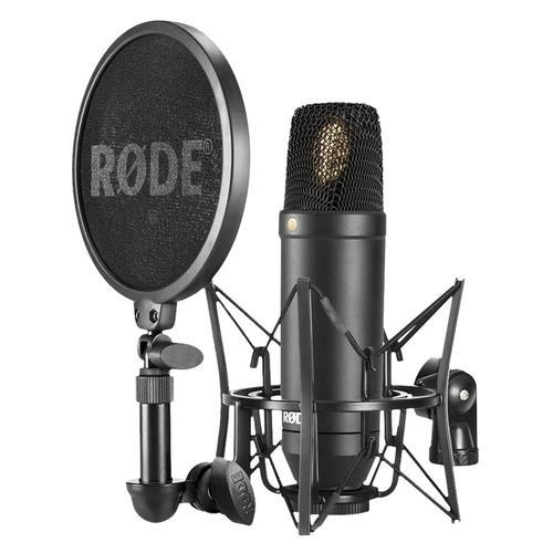 罗德(RODE) 澳大利亚进口NT1 KIT 电容式大振膜录音麦克风