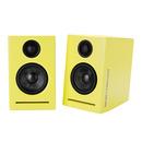 堡视(POECES) POP32 3.0  3寸时尚蓝牙音箱 黄色(一对装)