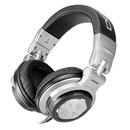 天龙(Denon) DN-HP1000 DJ耳机 53mm大功率驱动 180˚双轴心调节和可折叠式设计