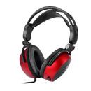 OA-8002MV 头戴折叠式多媒体耳机 (黑灰)