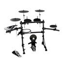 HD-010B 5鼓3镲电子鼓  所有鼓都有边击效果 含鼓棒 踏板