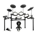 HD-010C 增强版 6鼓4镲电子鼓  所有鼓都有边击效果 含鼓棒 踏板