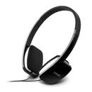 K680 高品质时尚耳机 便携式耳机 立体声耳机 带麦 (黑色)