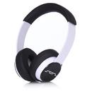 Master Tracks 全罩式 头戴式耳机 带线控 可拆耳机 (白色)