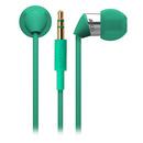 K323XS 通用版音乐耳塞 高精密准确音质入耳式隔音耳塞 (绿色)
