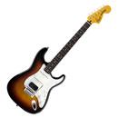 斯奎尔(Squier-Fender) 030-1215-500 SQ VM STRAT 单单双 玫瑰木指板  电吉他(三色渐变)