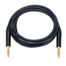 DS0017 双声道6.3插头转6.3插头 专业录音线(3米)