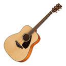 雅马哈(YAMAHA) FG800 41寸单板民谣木吉他 原木色亮光
