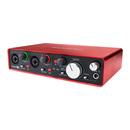 Scarlett 2i4二代 专业录音 USB外置声卡 音频接口升级版