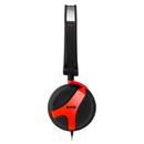 K518LE 入门时尚DJ耳机 (红色)