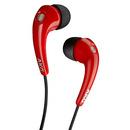 K321 入耳式HIFI耳机 (红色)