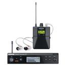 舒尔(SHURE) PSM300 无线监听耳机 舞台监听系统 无线耳机 SE215 人声乐器监听