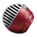 MV5 电容式手机K歌数字麦克风 (红色)