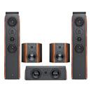 惠威(HiVi) D3.2MKII  家庭影院音响 5.0环绕音箱套装