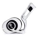 Blue LOLA 高保真HIFI耳机 头戴式专业音乐动圈耳机 降噪线控耳麦 (白色)