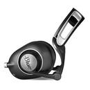 SADIE 高保真HIFI有源耳机 头戴式专业动圈降噪耳机 线控耳麦