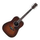 AVD10 Artwood Vintage系列 41寸单板民谣木吉他
