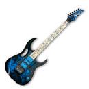 依班娜(Ibanez) JEM77P JEM系列 Steve Vai 签名款电吉他 琴盒 印尼生产